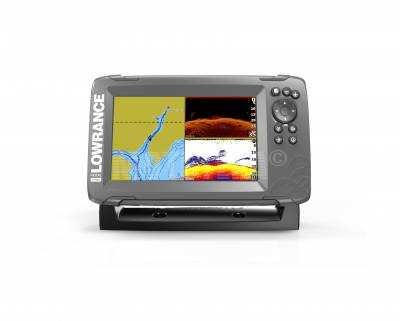 Эхолот Lowrance (Лоуренс) HOOK2-7 SplitShot